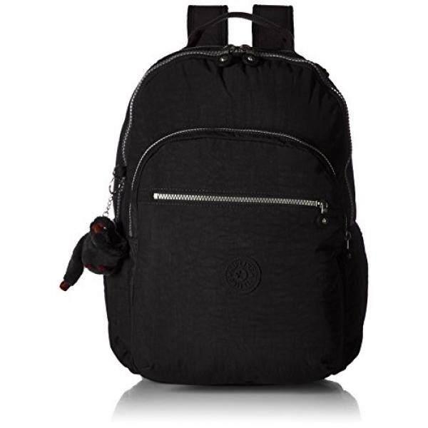 Kipling Seoul Go Laptop Backpack, Black - intl