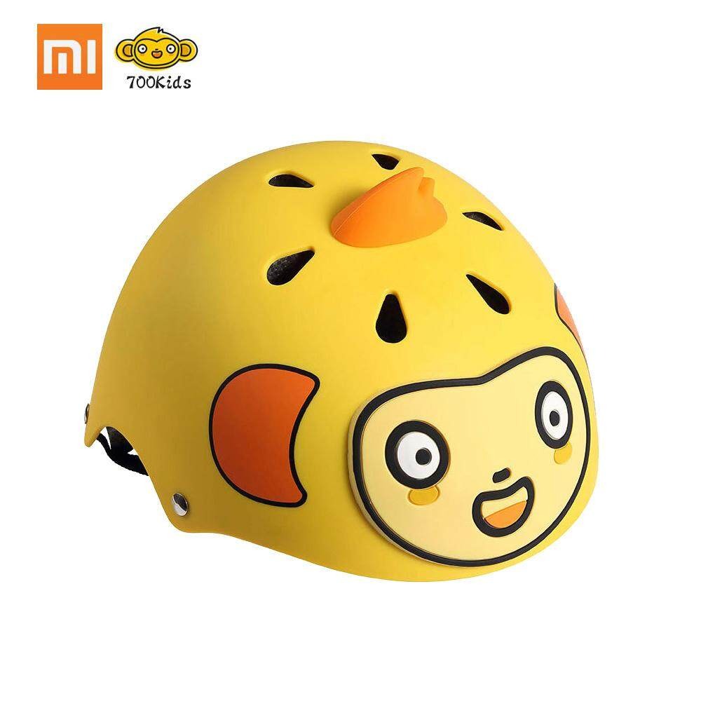 Xiaomi 700Kids Cute Child Sports Helmet 360 Degree Protection Cartoon Bicycle Bike Scooter Skate Ski Protective Gear Adjustable Breathable For Kids