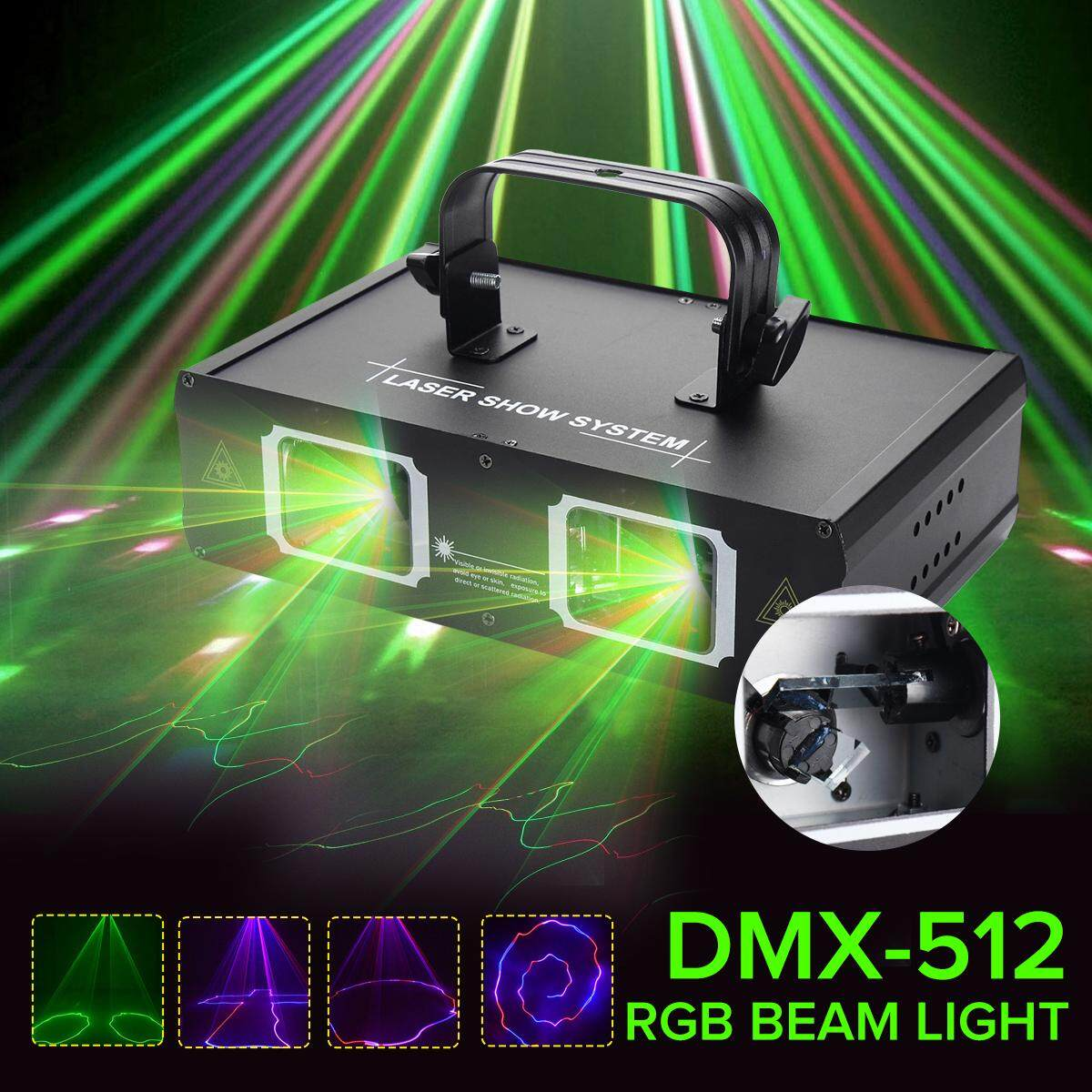 Electronica For Sale Dj And Karaoke Best Seller Prices Brands Mini Laser Stage Light Multicolor Projector Ampamp Tripod Blue 25 Pattern Rgb Led Lighting Dmx512 Party Disco Club Show Lamp Intl