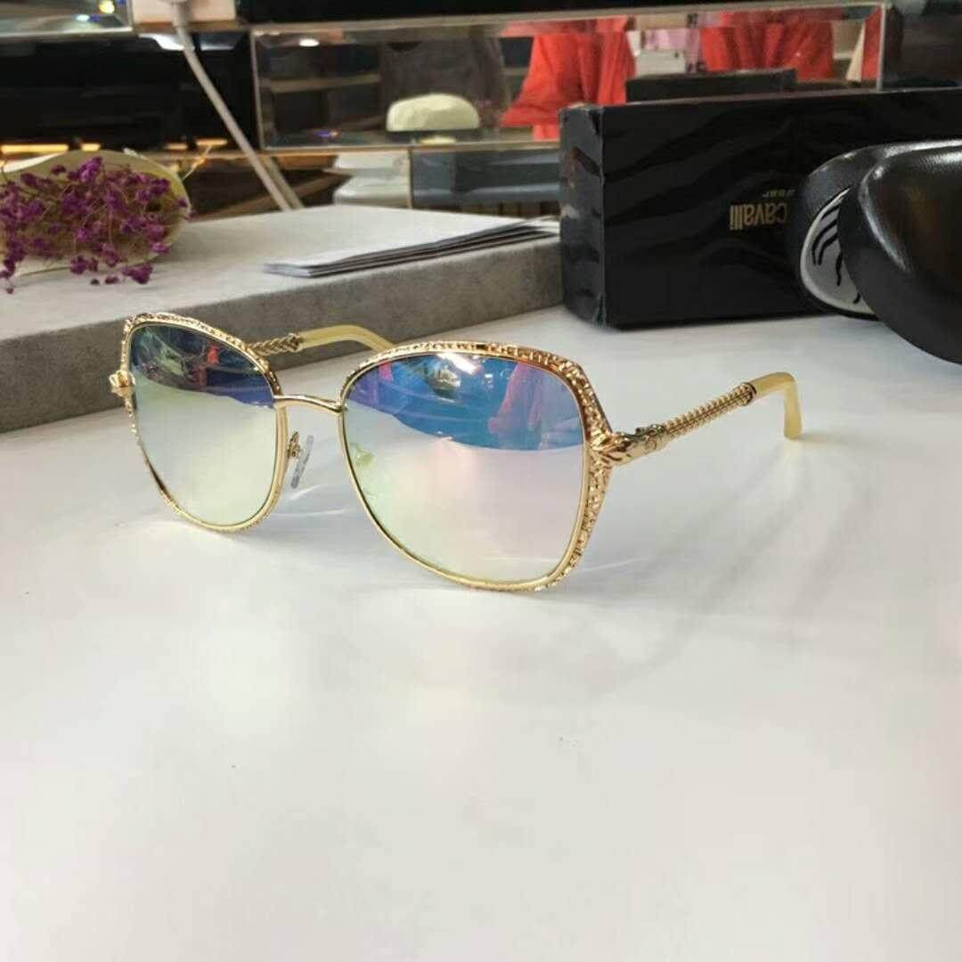 a68c89d3f1 Roberto Cavalli Nunnery Mirror Silver Eyeglasses Sunglasses - intl