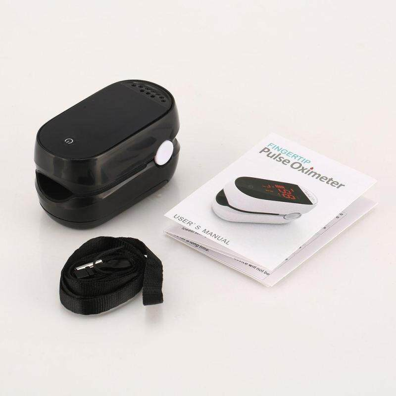 Beau LED Đầu Ngón Tay Pulse Oximeter Độ Bão Hòa Ôxy Máu Màn Hình Ngón Tay SpO2 bán chạy