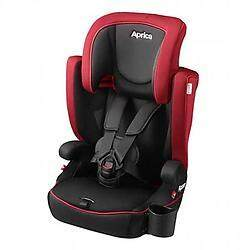 Aprica: Air Groove Booster Car Seat - RED