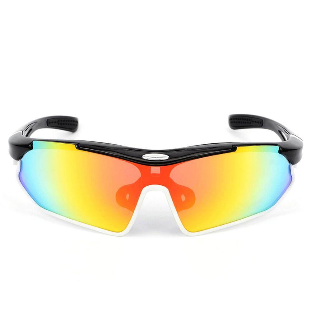 Terpolarisasi Kacamata Bersepeda Sepeda UV400 Perlindungan Olahraga Mengemudi Golf Sepeda Motor Memancing Berseluncur Ski Kacamata Hitam
