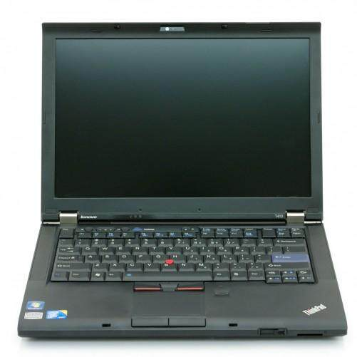 (REFURBISHED) Lenovo T410 Core i5-M520, 4GB, 160GB, 14.1 DVD Laptop Malaysia