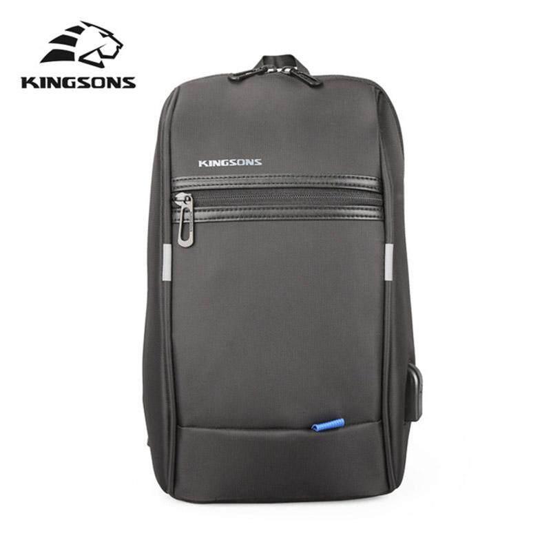 2db2fb8a72 Kingsons Chest Bag Men s Crossbody Bag Small For Men For Single Shoulder  Strap Bags - intl