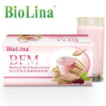 Biolina Grains Meal Replacement 14 sachets 复合营养代餐粉