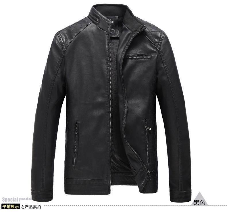 Pria Wolverine James Logan Howlett Jaket Kostum Cosplay Pu Pria Sepeda Motor Jaket Kulit Mantel-Intl