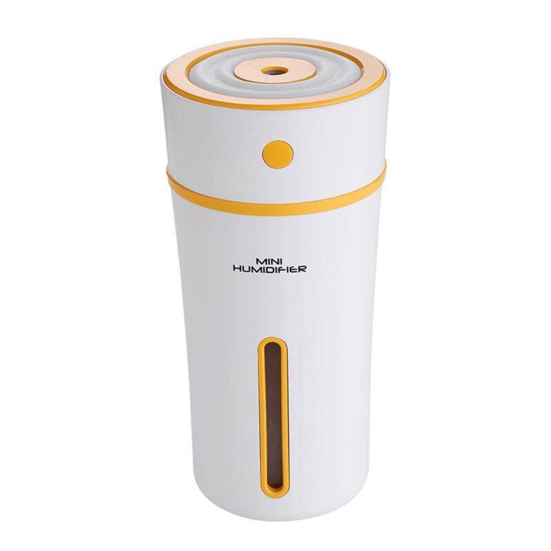 GoodGreat Cool Mist Humidifier, USB Mini Portable Personal Humidifier With Night Light Car Humidifier, Automatic Shut-off, Perfect For Home, Babyroom,Office, Car, Travel - intl Singapore