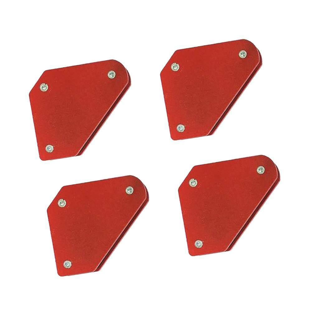 BolehDeals 9Lb 4 Pieces Welding Soldering Magnet Holder 45 90 Degree Fixed Angle Tool
