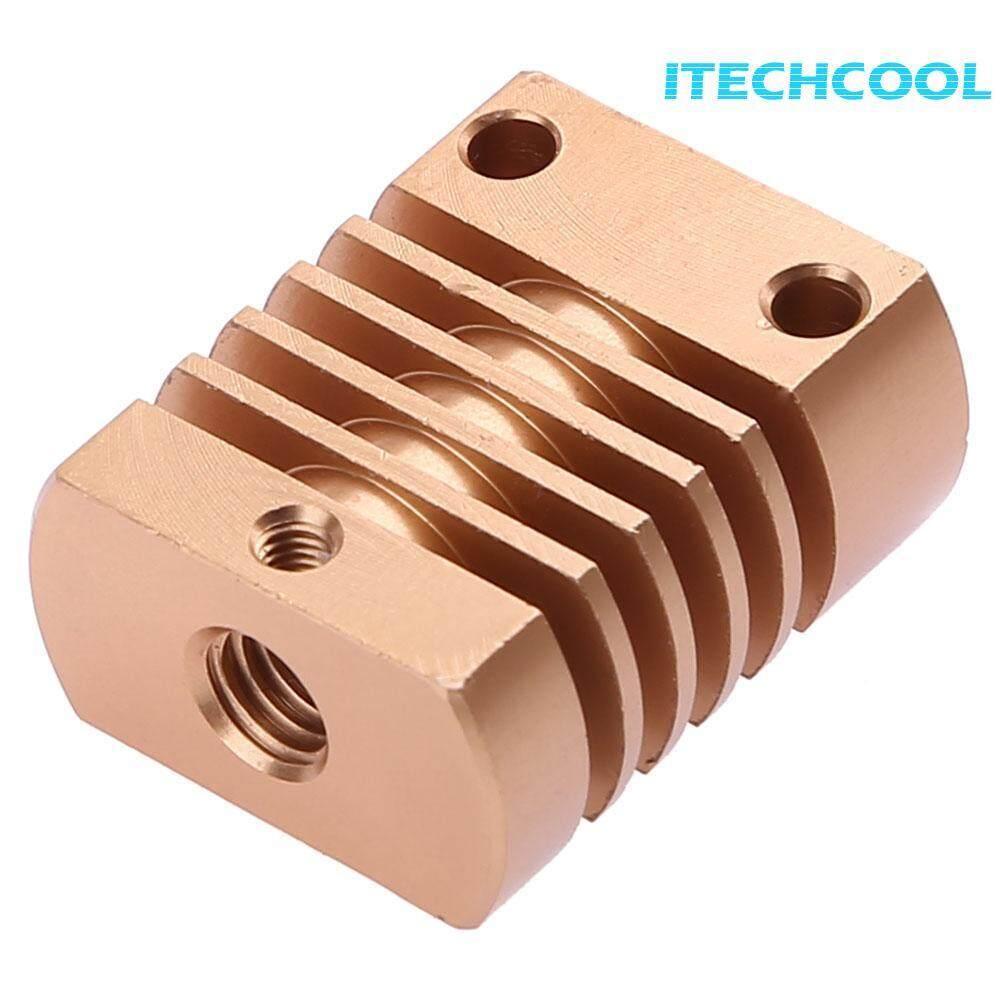 Hình ảnh 3D Printer MK10 Heat Sink Radiator 26x21x12mm Cooling Fan Aluminum Fins