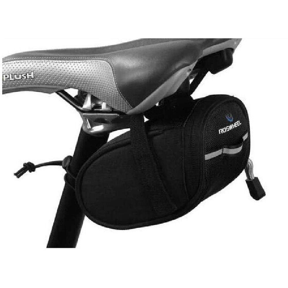 Roswheel Bicycle Bike Tube Saddle Seat Pouch Bag Cycling Mtb Road Bike
