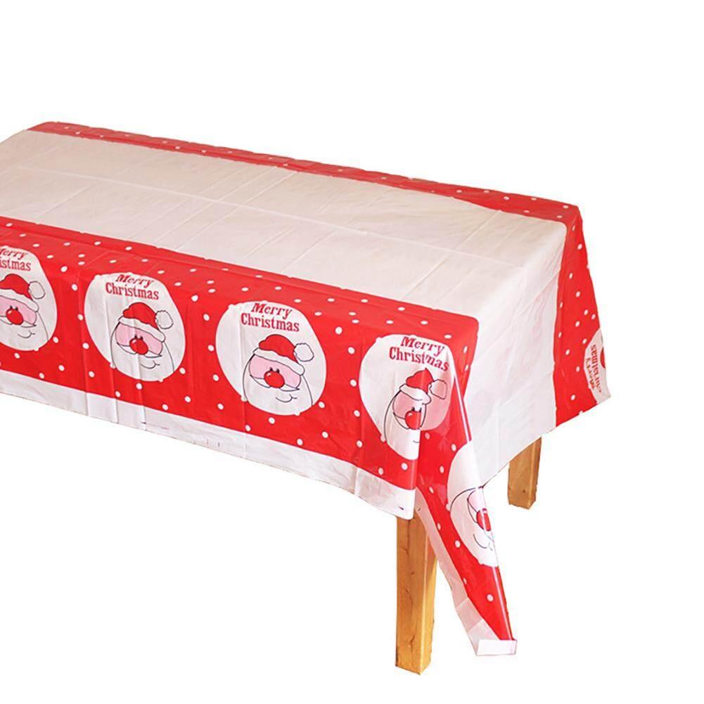 ... Mh515 Small Round Coffee Table Meja Ngopi Bulat Samping Sisi Bonus Taplak Meja Lazpedia. Ryt Taplak Meja Natal Santa Claus Taplak Meja Sekali Pakai ...
