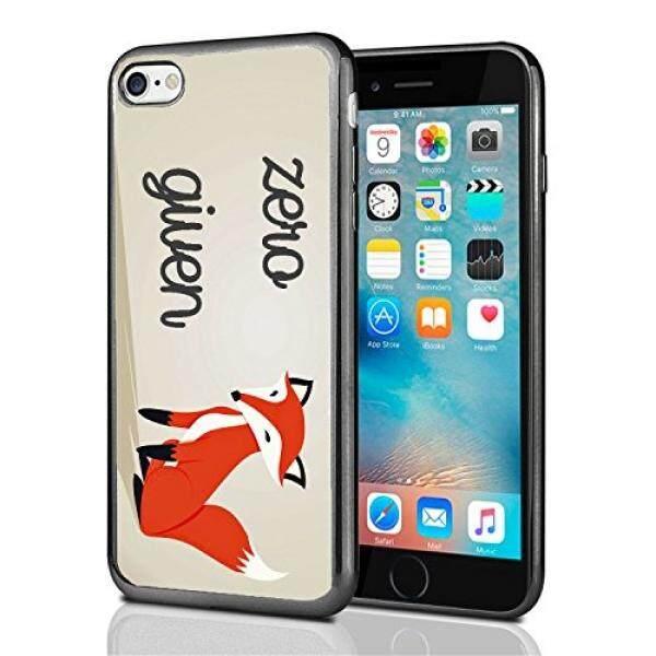 Smartphone Case S Nol Fisherman Eyes Diberikan Lucu untuk iPhone 7 (2016) & iPhone 8 (2017) case Cover Atom Pasar-Intl