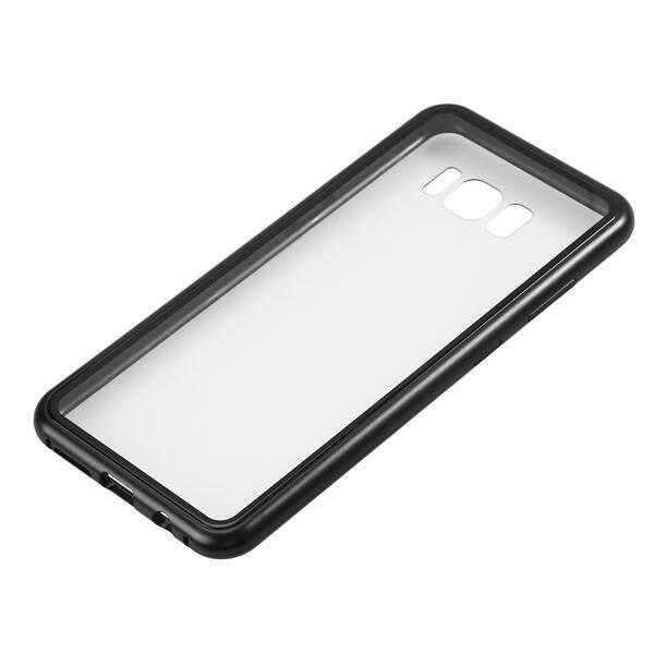 Detail Gambar Magnetic Magnet Logam Seri Bingkai Adsorpsi Magnetik Satu Detik Pembongkaran Kaca Antigores Permukaan Casing Handphone untuk Samsung S8 ...