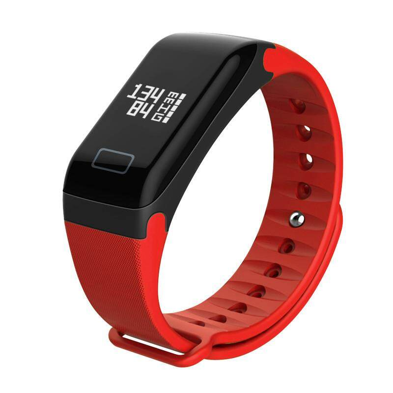 ZDR TM F1 Smart Wristband Heart Rate Monitor Fitness Tracker Bracelet With Sport IP67 Waterproof OLED