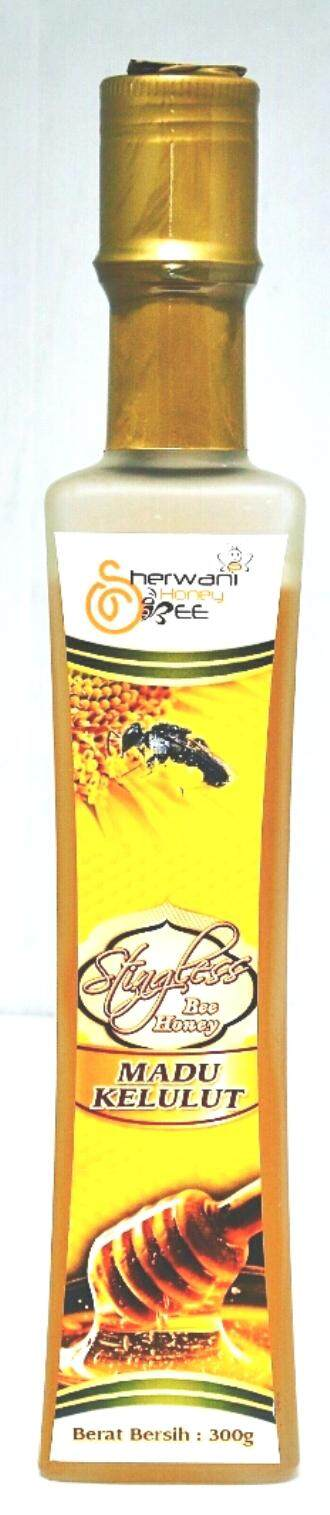 stingless bee honey (madu kelulut) 300 gram