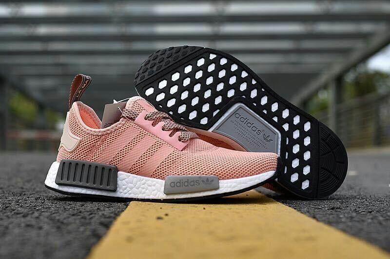 Buying Sepatu Running Wanita Adidas Nmd Pink Salmon Box Original