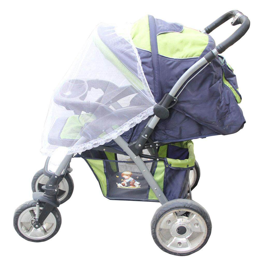 Stroller Mosquito Mesh Mosquito Net Stroller Mosquito Net Portable Safe Stroller Accessories Encryption Summer Accessories
