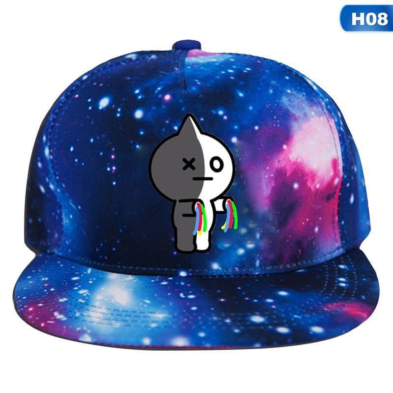 BZY New Kpop BTS Bangtan Boys JUNGKOOK SUGA JHOPE JIMIN The Same Starry Sky Baseball Hat