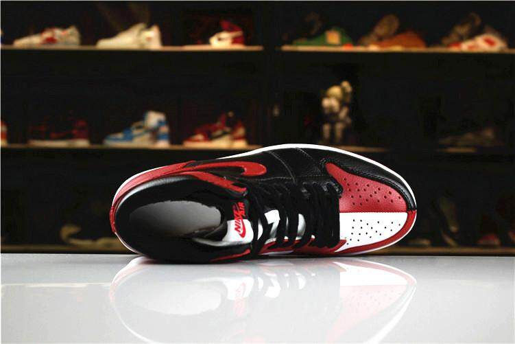 "3e4ac47d71192 Nike Official Michael Jordan 1 Men s Basketaball Shoe MJ Purple Black Sneakers  Air Jordan AJ """