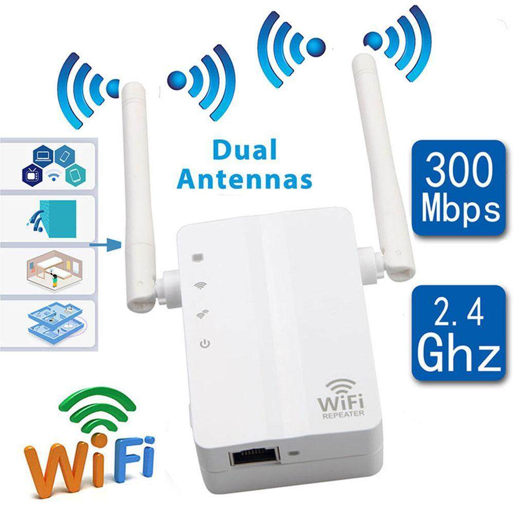 Goodgreat Jangkauan Wifi Extender, Civie 300 M Wireless-N Mini Wifi Pengulang Router Nirkabel Dengan Wpswlan 2.4 Ghz, 802.11n/b/g Jaringan Router Wifi Peningkat Sinyal Us/eu-Intl By Good&great.
