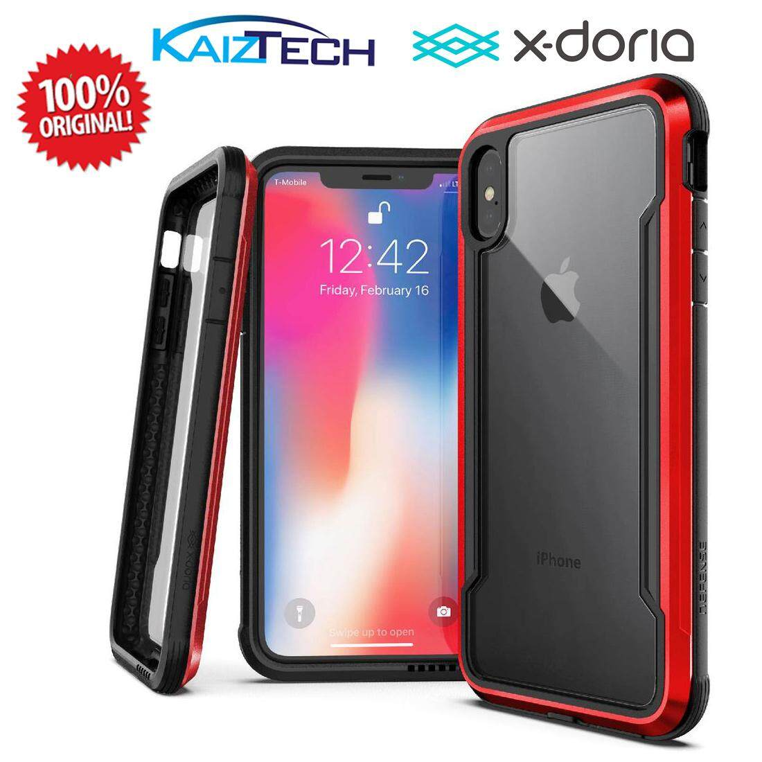 X-Doria Apple iPhone XR Defense Shield Case (100% Original)
