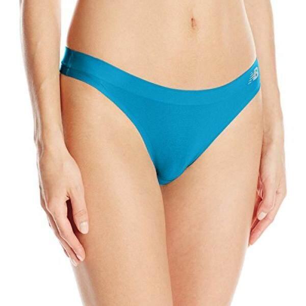 New Balance Wanita Bernapas Mesh Ultra Ringan Thong Pakaian Dalam, Dalam Ozon,-Intl