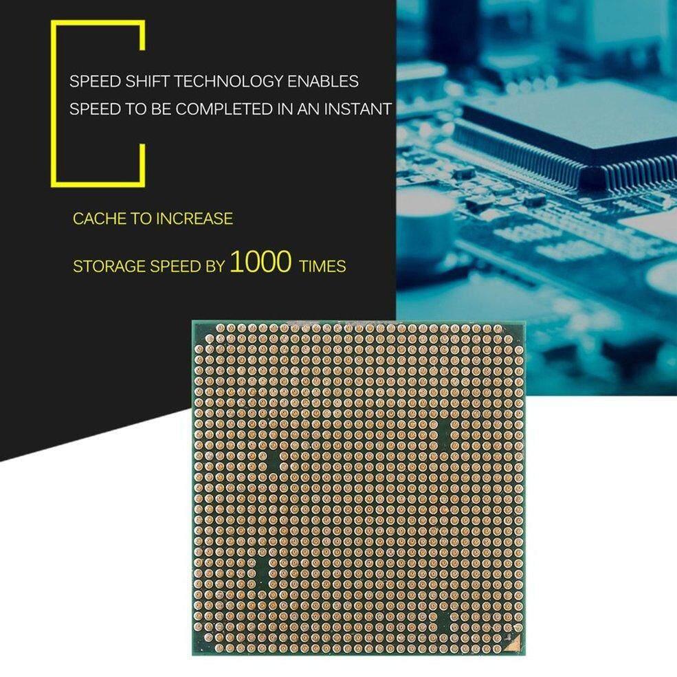 Qnstar AMD Athlon II X2 250 3.0 GHz 2 MB AM3 + Dual Core Prosesor CPU ADX2500CK23GM Perak