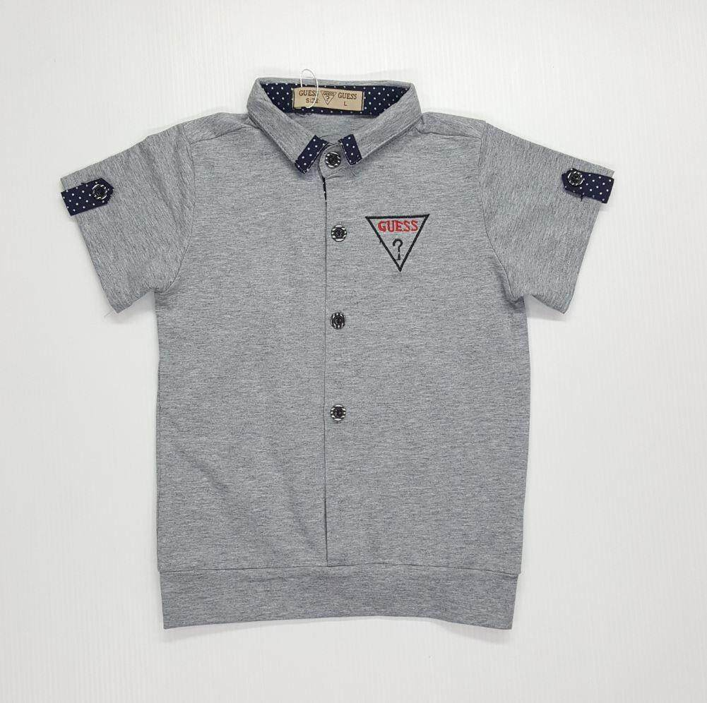 Guess Boy Collar-T Shirt