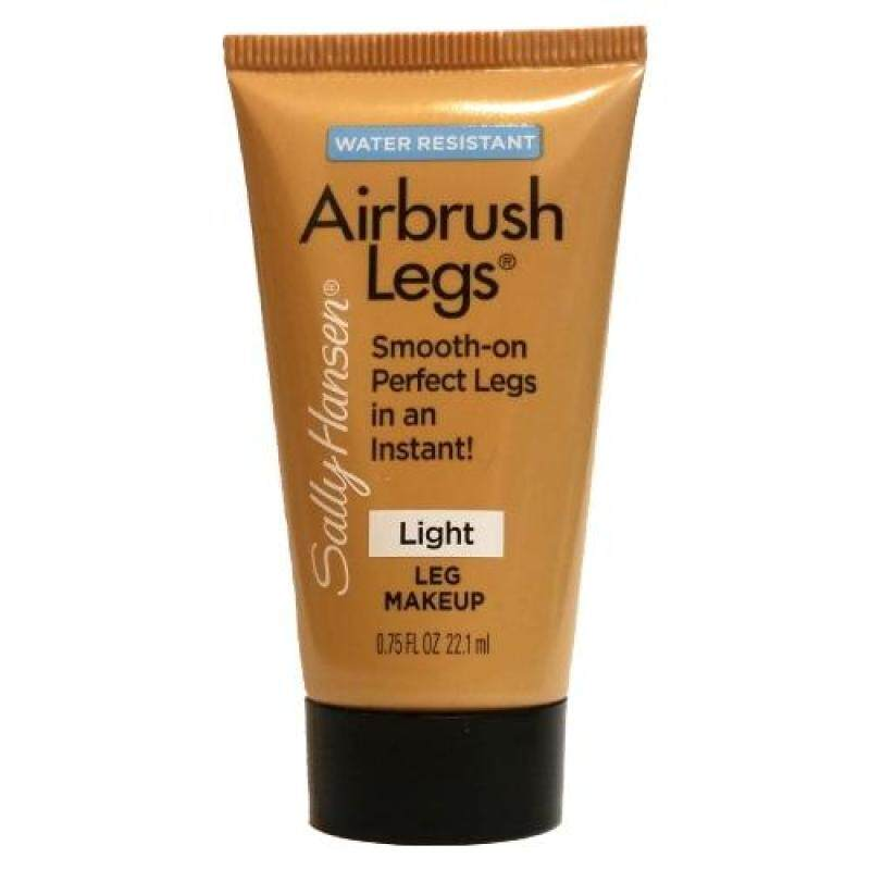 Buy SALLY HANSEN Airbrush Legs Lotion Trial Size - Light-Trial Size Singapore