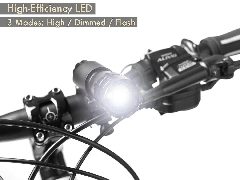 ... Isi Ulang LED Perangkat Lampu Sepeda Lampu Depan Lampu Belakang USB Lampu Sepeda Lampu Belakang USB ...