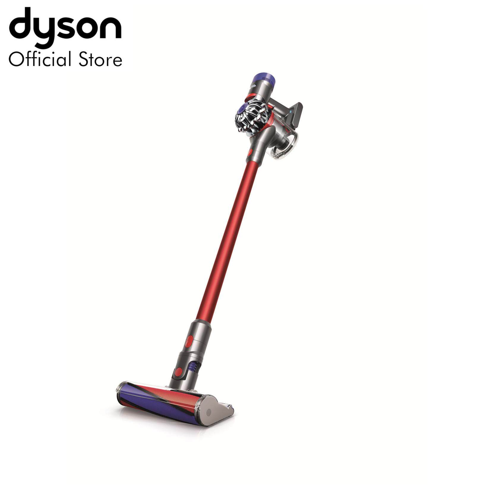 Image of: Fluffy Head Dyson V7 Fluffy Lazada Dyson Vacuum Cleaners Price In Malaysia Best Dyson Vacuum Cleaners