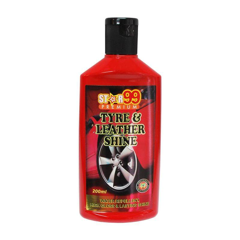 Star99 Premium Tyre & Leather Shine (200ml)