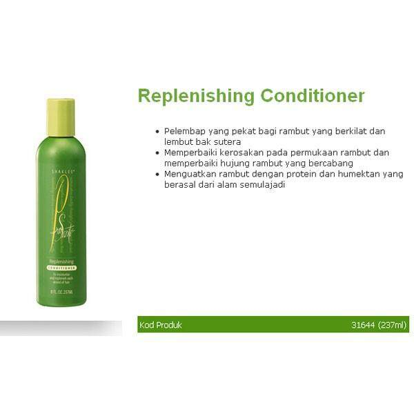 shaklee replenishing conditioner (237 ml) (original)