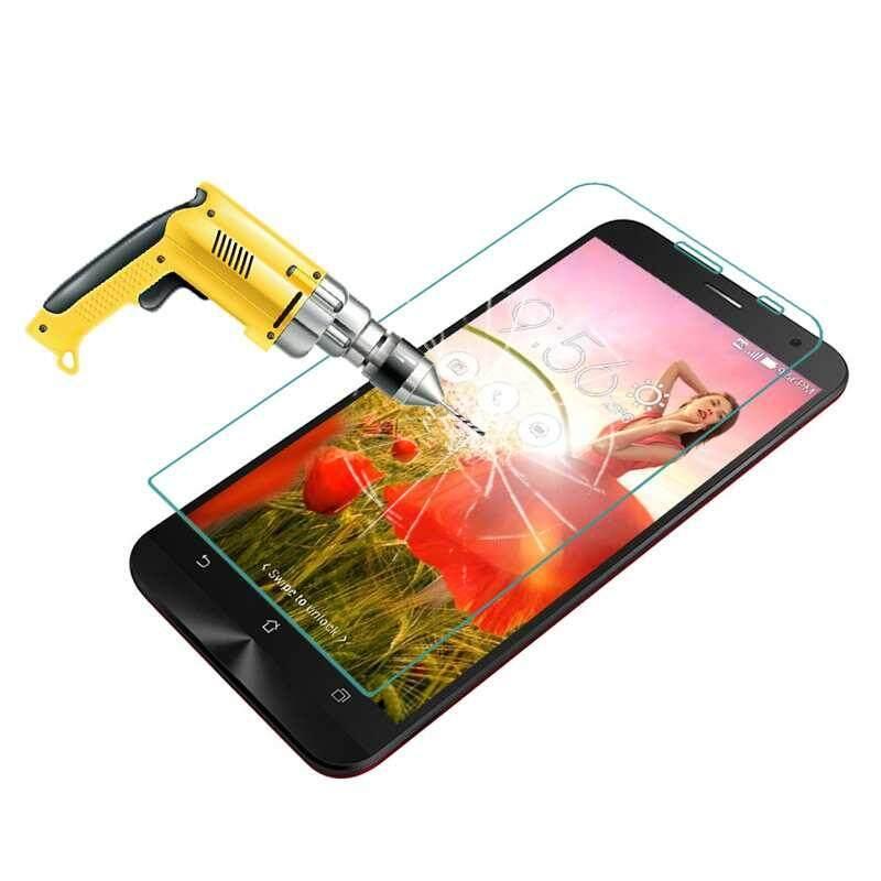 M_home Anti Kaca Anti Gores Penuh Layar Pelindung Film untuk Asus ZenFone 2 5.5 Inch-Intl