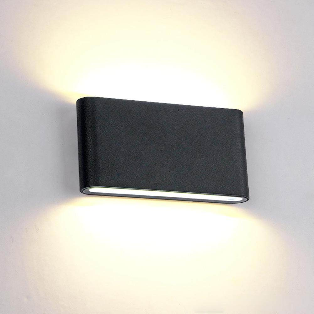 12W Outdoor Wall Lamp Decorative Waterproof Bedside Stair Light 85V-265V Led Singapore
