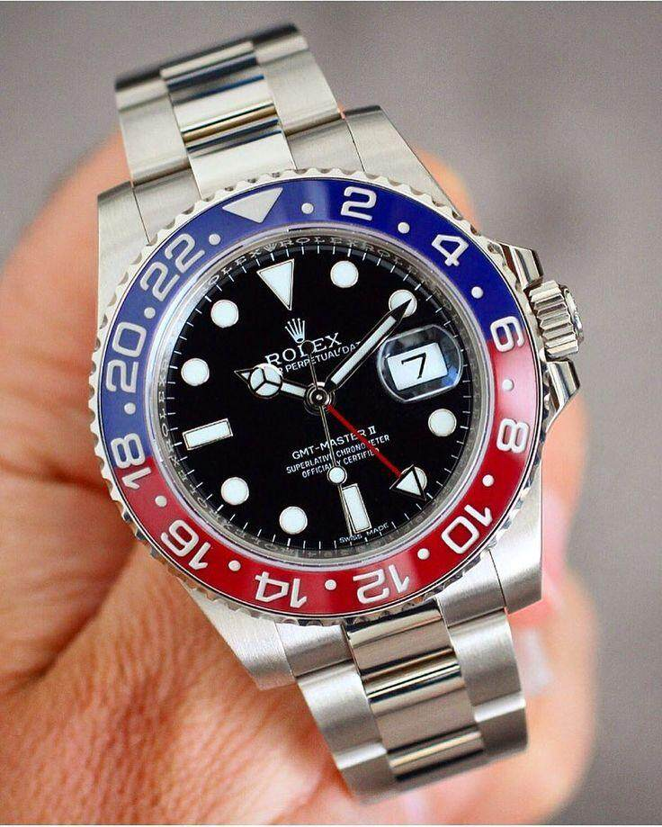 ROLEX GMT MASTER 2 ( Cheapest Price Guaranteed)