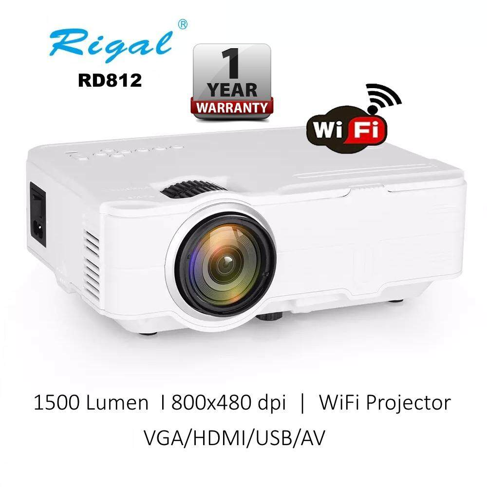 Features Wifi 1500 Lumens Owlenz Sd50 Advance Mini Led Projector Dan Unic Uc46 Portable Full Hd 1080p Support Red And Blue 3d Effect With Connection Rigal Rd812 Lumen Hdmi Vga Better Than
