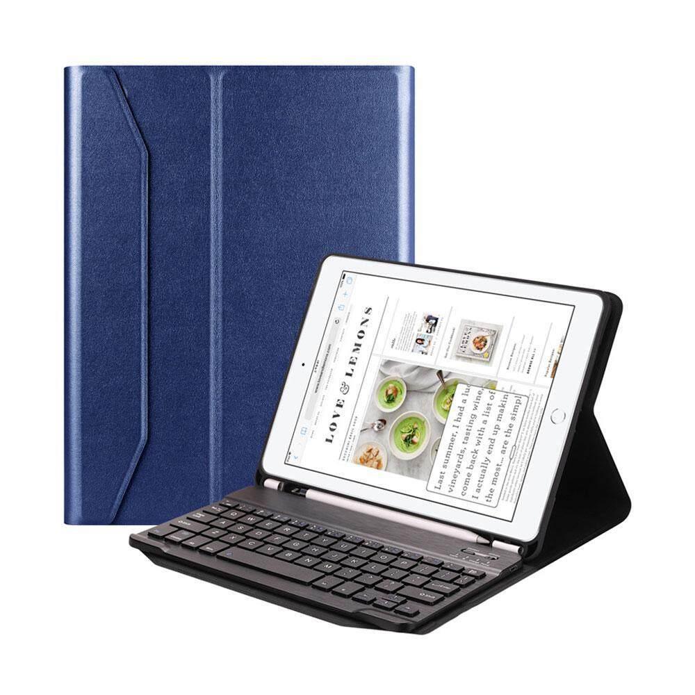 KACOO IPad 9.7/iPad Air Keyboard Case,Ultra-Slim Soft TPU Case Cover