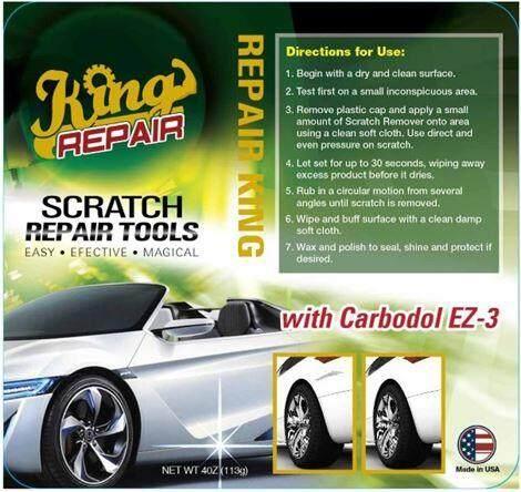 Repair King Car Scratch Repair Tools - Teknologi Terbaru Pengilat Kereta