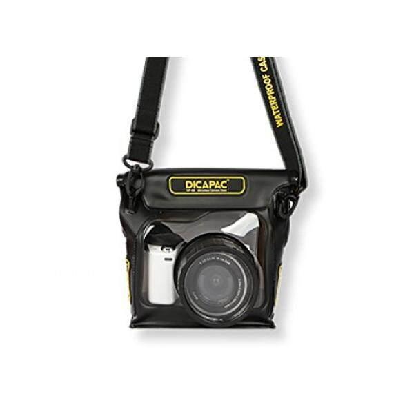 DiCAPac WP-S3 High-End dan Kamera Mirrorless Seri Tahan Air-Intl