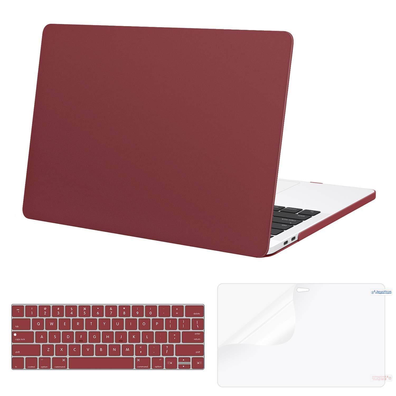 Bảng giá MacBook Pro 13 2018 2017 2016 Phát Hành A1989/A1706/A1708, nhựa Cứng & Bàn Phím & Bảo Vệ Màn Hình Mac Pro 13 inch Phong Vũ