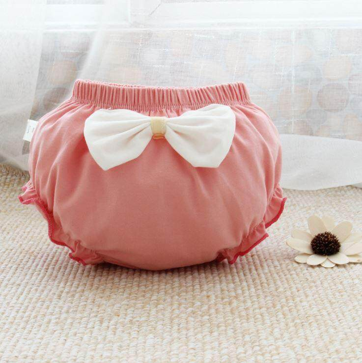 Baby Girl Cute Bow PP Pant Underwear