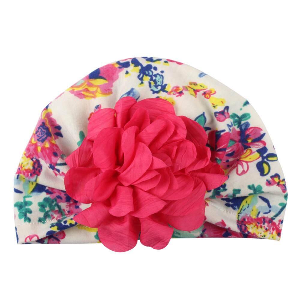 5136fca0cd0 Cute Newborn Toddler Kids Baby Boy Girl Turban Cotton Beanie Hat Winter  Warm Cap