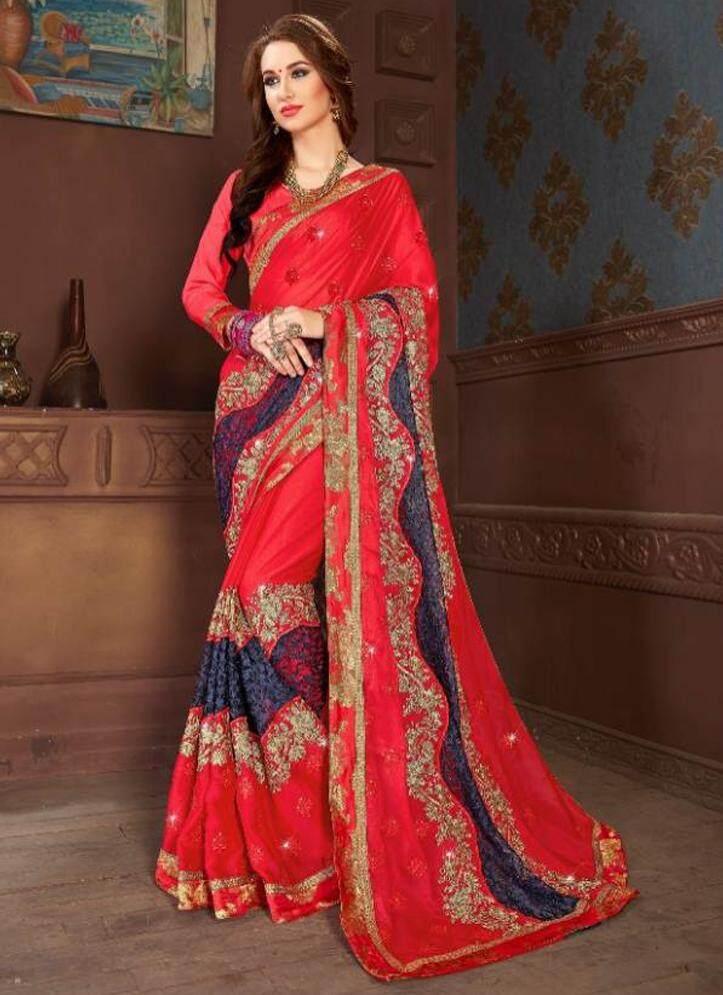 Saroj- Designer Red