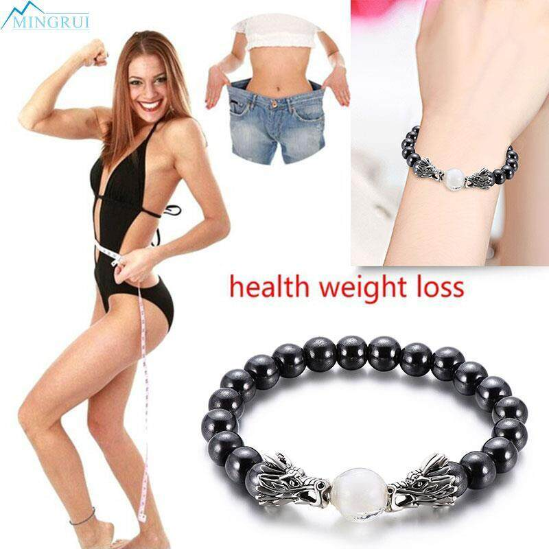 Mingrui Store Bio Magnetic Neutral Therapy Bracelet Weight Loss Bracelet By Mingrui