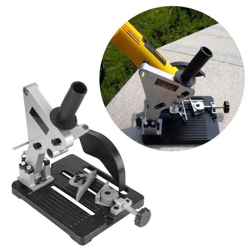 New Angle Grinder Stand Grinder Cutter Support Cast Iron Base Bracket Holder GW