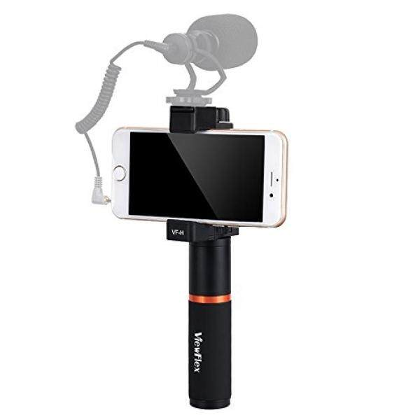 Viewflex Smartphone Video Griff VF-H2 Full Metal Handgriff MIT Breite Verstellbare Telefon Zange F? R iPhone X 8 PLUS 7 6 S Samsung Galaxy S8 + S8 Note3 Huawei Android (GEW? hnliche Griff)-Intl