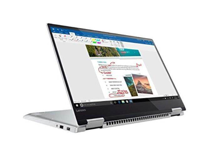 2018 Premium Lenovo Yoga 720 Business 15.6 2 in 1 Full HD IPS Touchscreen Laptop, Intel Quad-Core i7-7700HQ 16GB DDR4 PCIe NVMe 256GB SSD Backlit Keyboard Dolby Audio Fingerprint USB Type-C Win 10 - intl
