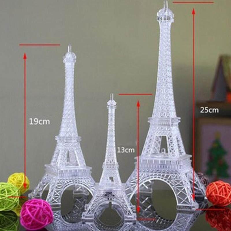 Bảng giá Nhiều màu sắc Lãng Mạn Tháp Eiffel LED Đèn Ngủ Để Bàn Cưới Phòng Ngủ Trang Trí Đèn Trẻ Em Quà Tặng
